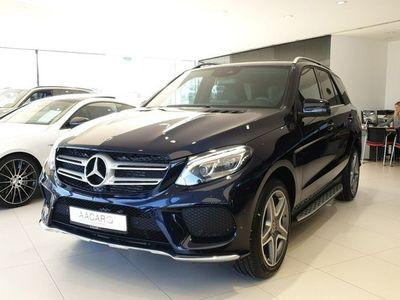 używany Mercedes GLE250 2.1dm 204KM 2018r. 23 075km
