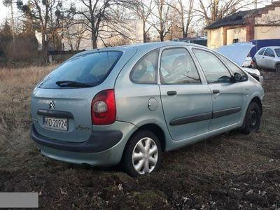 używany Citroën Xsara Picasso 2dm 90KM 2001r. 276 000km