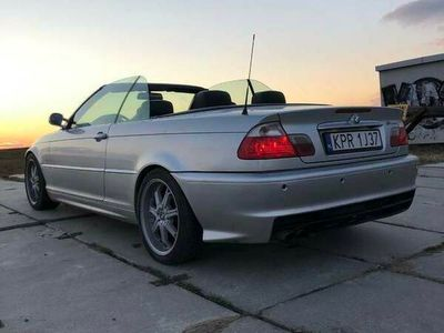 używany BMW 320 Cabriolet e46 ci 2.2 170km