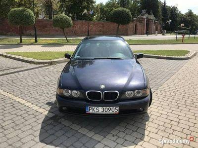 używany BMW 520 2dm 136KM 2000r. 400 000km