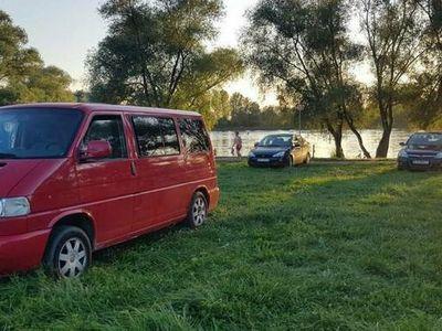 używany VW Multivan