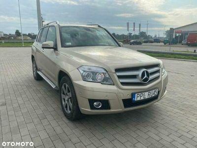 używany Mercedes GLK220 GLK