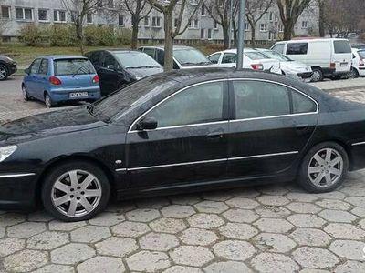 używany Peugeot 607 3.0 V6 lpg