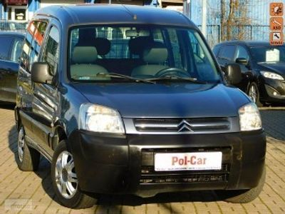 używany Citroën Berlingo II 1.6 HDI - Bez dwumasy i DPF- Klimatyzacja- Salon PL- I właściciel