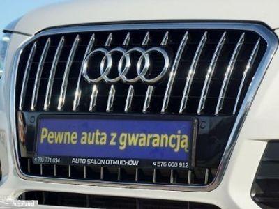 używany Audi SQ5 I (8R) 4X4 QUATTRO BIXENONY automat NAWI alusy AUTOMAT F1 parktronik full