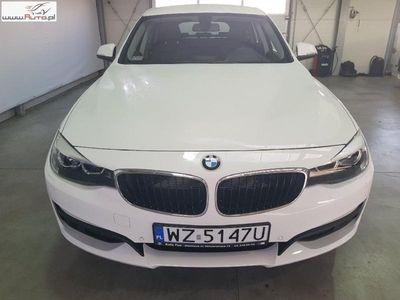 używany BMW 318 Inny 2dm3 150KM 2017r. 20 052km Seria 3 Gran Turismo [F34] d Advantage aut