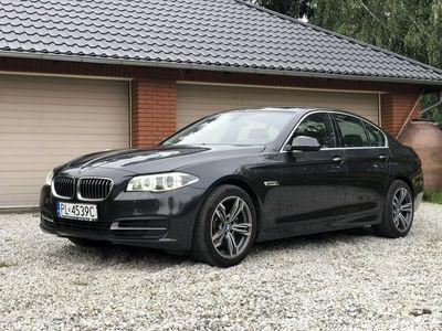 używany BMW 530 SERIA 5 D 258KM F10 LIFT sedan FULL LED !