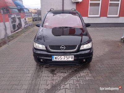 używany Opel Zafira OPC 2.0 16V B/G 192 KM TURBO