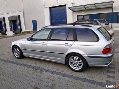 używany BMW 320 Seria 3 d 2004
