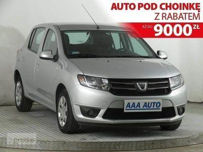 używany Dacia Sandero II Salon Polska, Serwis ASO, Klima, Tempomat