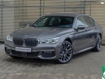 używany BMW 740 7 Series Sedan e L xDrive