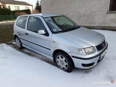 używany VW Polo 2000r. 1.4 16V benzyna 75KM. Stan BDB. Długie opłaty