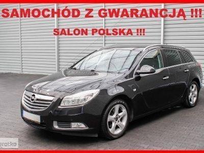 używany Opel Insignia I SPORTS TOURER + Salon PL + INST.GAZ. !!!