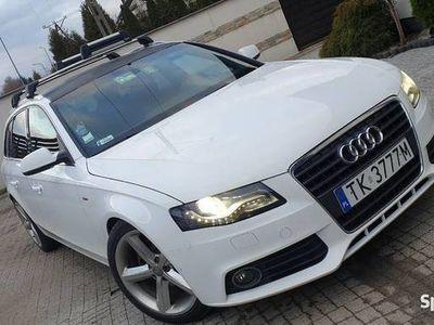 używany Audi A4 b8 avant 2.0 Tdi 2x S line