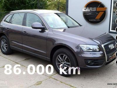 używany Audi Q5 2dm 211KM 2010r. 86 000km