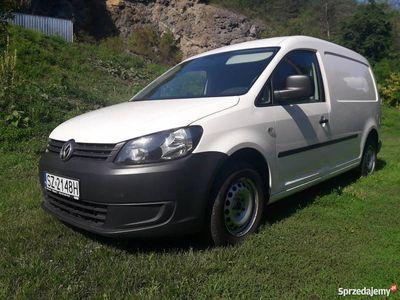 używany VW Caddy Maxi