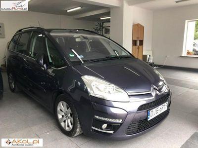 używany Citroën C4 Picasso 1.5dm3 156KM 2011r. 199 000km 7 Osób Automat Nawigacja Panorama Dach Zarejestrowany