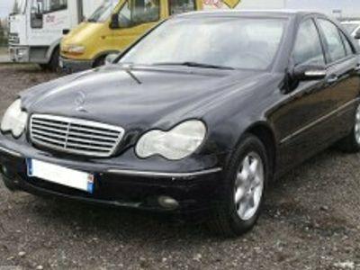 używany Mercedes C200 Klasa C W203CDI Elegance, klima, alu