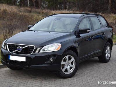 używany Volvo XC60 2.4 D5 Zarejestrowany Manual XENON Fajny Stan AWD