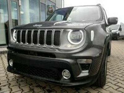 używany Jeep Renegade Face lifting Limited GSE 1.3 Turbo T4 150 KM DDCT