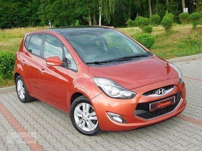 używany Hyundai ix20 Ciekawa wersja wyposażenia - serwisowany