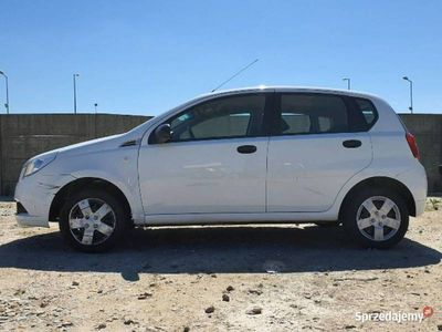 używany Chevrolet Aveo 1.2dm 85KM 2011r. 112 321km