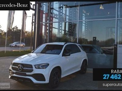 używany Mercedes 300 Klasa GLE W167 2.0d 4MATIC (245KM)   AMG   + Advantage + Night + Kamera 360°