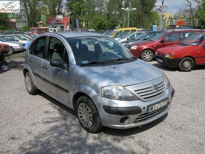 used Citroën C3 1.4dm3 73KM 2003r. 161 000km !!! Bemowo !!! 1.4 Benzyna, 2003 rok produkcji !!! KOMIS TYSIAK !!!