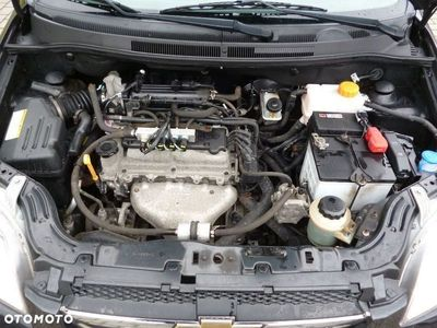 używany Chevrolet Aveo