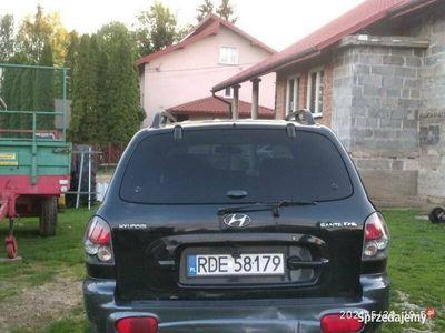 używany Hyundai Santa Fe 2,0CRDI