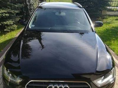 używany Audi A4 B8 Avant 2014 2.0TDI 177KM Salon Polska Prywatnie