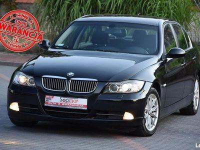 używany BMW 325 325 i 218KM Manual 2005r. Xenon Skóra NAVi TEMPOMAT Polecam E90 (2005-2012)