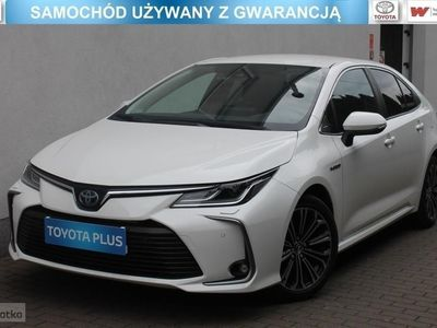 używany Toyota Corolla XII 1.8 Hybrid Comfort + Style + Tech