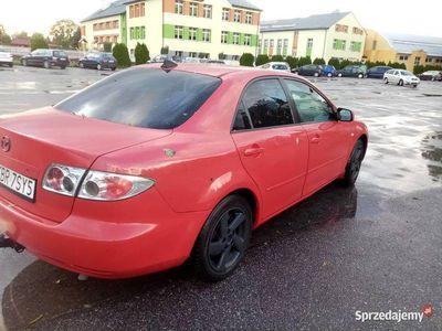 używany Mazda 6 2.0 diesel okazja pilnie