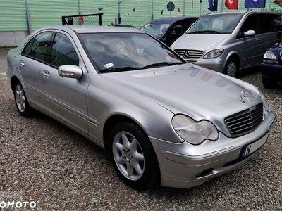 gebraucht Mercedes 200 Klasa C W2032.0 KOMPRESSOR 163KM Manual Klimatronic Zadbany