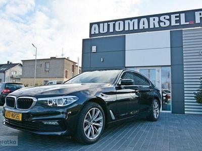 używany BMW 520 2dm 190KM 2018r. 22 000km