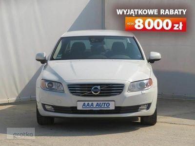 używany Volvo S80 II Salon Polska, Serwis ASO, 178 KM, Automat, Xenon,