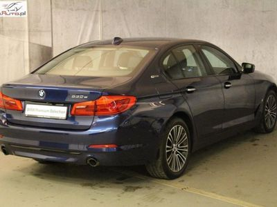 used BMW 530 seria 5 2dm3 252KM 2017r. 25 483kmeDrive 252KM | Dostęp komf. | Navi |