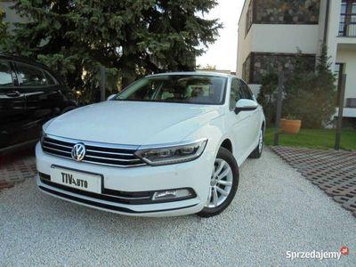 używany VW Passat BEZWYPADKOWY 1.8TSI 180KM Nawigacja TOP LED Salon Serwis F Vat23% B8 (2014-)