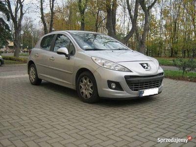 używany Peugeot 207 diesel 1,4 hdi rok prod 2012