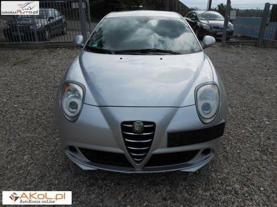 used Alfa Romeo MiTo klima auto z niemiec nr. na plac 1.3 klima auto z niemiec nr. na placu 159