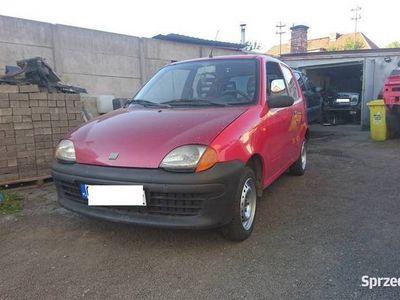używany Fiat Seicento 900 cm