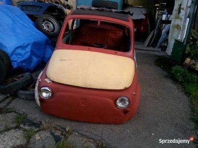 używany Fiat 500 F weteran karoseria