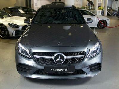 używany Mercedes C220 d 4MATIC T-Modell