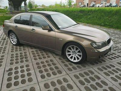 używany BMW 730 E65/66 (2001-2008)