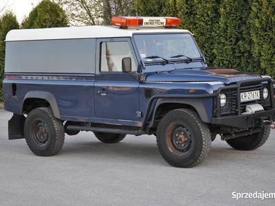 używany Land Rover Defender 110 2.4TD Krajowy I Właściciel Bezwypadk