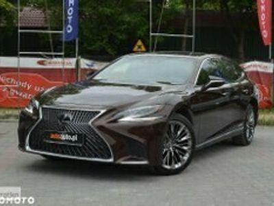 używany Lexus LS500h Prestige AWD * Bezwypadkowy * FVat23%