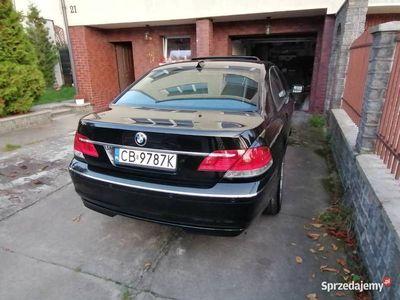 używany BMW 730 d niski przebieg