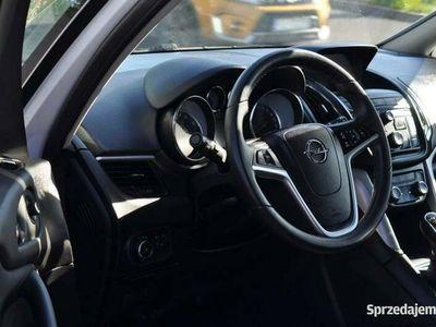 używany Opel Zafira C Bnezyna Cosmo Alu Navi Serwis Tylko 56tyś,km