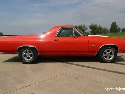 używany Chevrolet El Camino 1970 255 KM III (1967-1972)